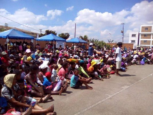 jeunesse malagasy