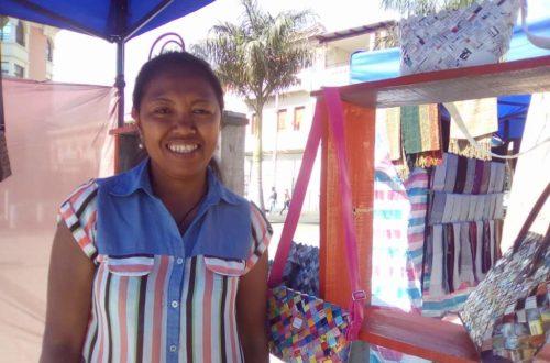 Article : Comment Boby Aina, une malagasy, aide des femmes à devenir autonome financièrement