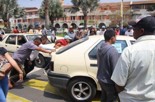 Article : A Madagascar, la gabegie des taximen et des chauffeurs de bus