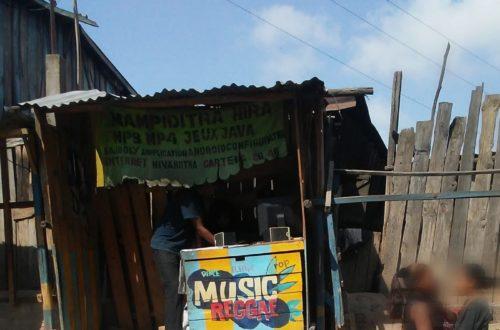 Article : A Madagascar, l'industrie de la musique tourne à l'autopiratage