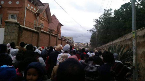 Visite du Pape François à Madagascar